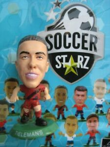 Tielemans Belgium SoccerStarZ MicroStars Euro 2020 Foil Bag Edition Green Base