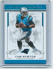 2016 National Treasures FB #013 Cam Newton Carolina Panthers #/99!! MVP!!
