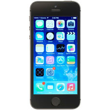 iPhone 5S 16GB, iOS7, LTE, Unlocked - Space Gray - Recertified #IPHONE5S