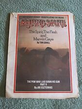 ROLLING STONE 11th April 1974 Issue No. 158 ~ Marvin Gaye!