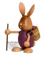 Kuhnert Osterhase Stupsi Wanderer, Osterfigur , 52205