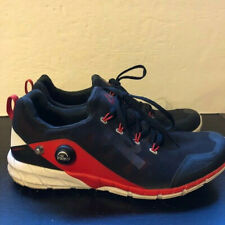 New listing Reebok ZPUMP FUSION Running Training Walking Tennis Shoes Black/Red Mens Sz 8