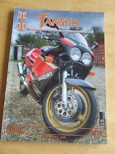 VJMC TANSHA MAGAZINE APR 2011 SEAT SPIKE CUTTER SEAT COVER REPLACEMENT KETTLE