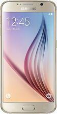 Samsung Galaxy S6 Smartphone 32 GB 5,1 Zoll (12,9 cm) Gold - NEU