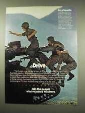 1977 U.S. Army Ad - Drive