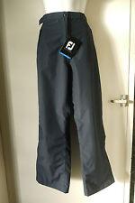 Women's FJ Dryjoys Waterproof Rain Trousers - Colour Navy - Size Medium