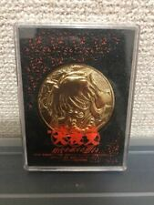 Inuyasha Theatrical Limited Medal -Thoughts beyond time- Japan Rare