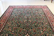 Genuine Hand-Woven 100% Wool Pile Kashan 80% OFF MUST BUY!!!!