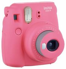 Fujifilm Instax Mini 9 - Flamingo Pink Instant Camera | Polaroid Film Camera