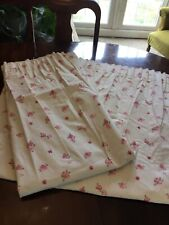 Laura ashley abbeville curtains hand made