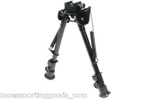 UTG Rifle Bipod Tactical OP - High Profile Adjustable Height Bi-pod 8.3-12.7 in.