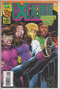 °EXCALIBUR #91 BABY I LOVE YOU!°1995 US Marvel von Warren Ellis