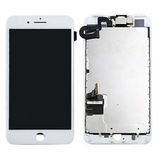 Full LCD Touch Screen Digitizer Assembly +Earpiece+Camera For iPhone 7 Plus