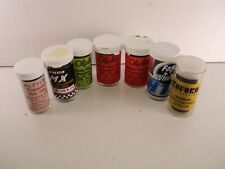 7 Pairs of Race Hubs/Tires for Parma & Other 1/32 Slot Cars! $6.05 Ship Usa!