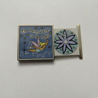 Disney DLR Compact Disc Series The Second Star to the Right Pin