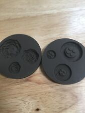 New Stampin Up Buttons And Blossoms Simply Pressed Molds(2)