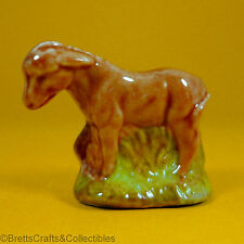 Wade Whimsies (1967/84) Series 2 Issues (Set #8 1977/84) Hollow Prototype Donkey