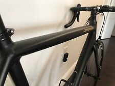 2013 Cannondale CAAD10 Black Edt. Shimano Ultegra 6770 Di2 10-speed Size: 56cm