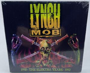 Lynch Mob : The Elektra Years 1990-1992 - New & Sealed 2 CD Set - B3