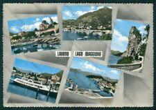 Varese Laveno Battello Foto FG cartolina ZK2013