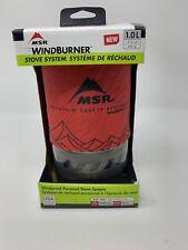 MSR WindBurner Personal System 1.0L New!