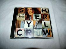 Sheryl Crow Tuesday Night Music Club 1993 CD BMG Club Issue Mint All I Wanna Do
