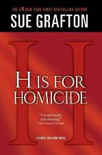 Kinsey Millhone Alphabet Mysteries Ser.: H Is for Homicide 8 by Sue Grafton...