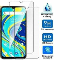 For UMIDIGI A9 Pro, Safety Guard 9H Tempered Glass Screen Protector Film