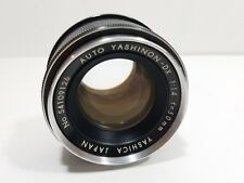 Auto Yashica Yashinon - DX 50mm f/1.4 F1.4  1:1.4 f=50mm Lens