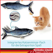 DE Flippity Fish Cat Toy Elektrische Floppy Fish Cat Toy Moving Fish Kat