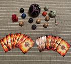 Bakugan Battle Brawlers Lot Figures and Cards