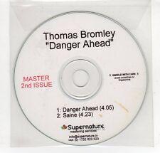 (GO40) Thomas Bromley, Danger Ahead - DJ CD