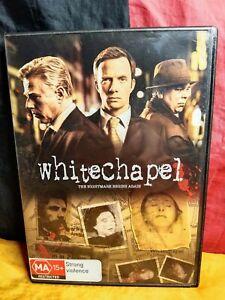 Whitechapel - Series 1 (DVD, R4, 2010)