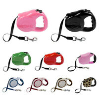 Automatic Retractable Dog Leash Puppy Dog Walking Leads for Dogs Small Medium