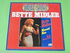 "Bette Midler - Married Men / Bang you're Dead - 1979 Atlantic  Maxi 12"""