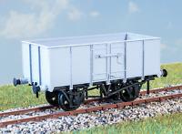 Parkside PC22 OO Gauge BR 16t Mineral Wagon Kit