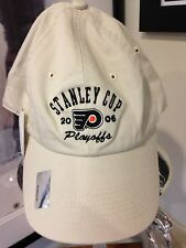 Philadelphia Flyers Stanley Cup 2006 Playoffs Hat Cap, New