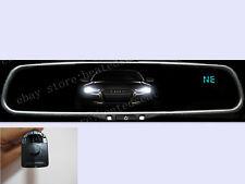 auto dimming mirror+compass+temperature ,fit Honda Civic,Subaru,Accord,Odyssey