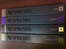 40 Nespresso Capsules Indriya,Ristretto, Arpeggio, Roma - SAVE $5 WHEN YOU BUY 2
