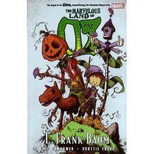 Skottie Young Oz Marvelous Land of Oz by L. Frank Baum Shanower TPB Marvel