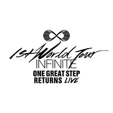 K-pop INFINITE - ONE GREAT STEP RETURNS LIVE ALBUM (2CD) (IFNT01L)