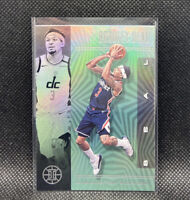 Bradley Beal Emerald Washington Wizards 2019-20 Illusions Panini #150 SSP