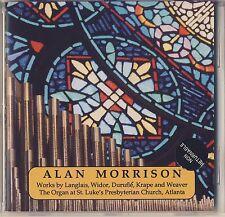 Langlais, Widor, Durufle, Krape, Weaver - Alan Morisson, Organ (Aca) Like New