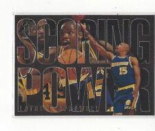 1994-95 FLAIR BASKETBALL SCORING POWER LATRELL SPREWELL #9 OF 10 - GS WARRIORS