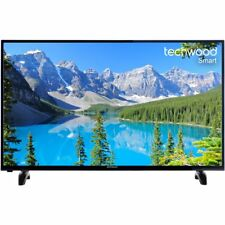 Techwood 50AO7USB 50 Inch Smart LED TV 1080p Full HD Freeview HD 3 HDMI New