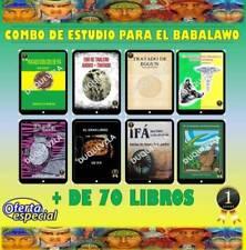 188 LIBROS DIGITALES DISPONIBLES PARA EL BABALAWO DE LA CREENCIA AFROCUBANA