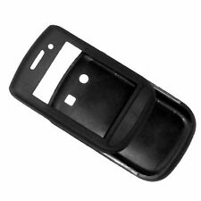 HQRP Slim Silicon Black Skin / Sleek Cover Case for BlackBerry Torch 9800