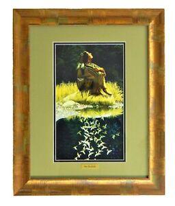 Art of Bev Doolittle Beautifully Framed Print Let My Spirit Soar