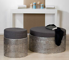 Bänke aus Metall fürs Esszimmer