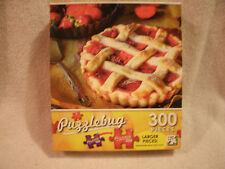 Strawberry Sweet Tart 300 Piece Puzzle